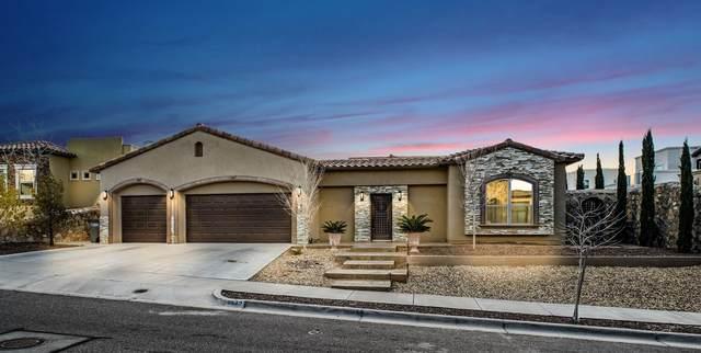 6572 Contessa Ridge, El Paso, TX 79912 (MLS #850907) :: Jackie Stevens Real Estate Group