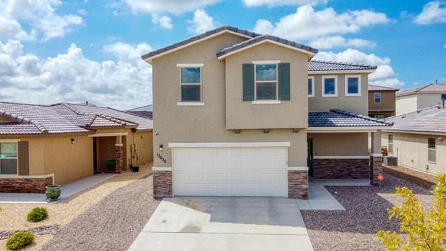 13636 Ness Avenue Avenue, Horizon City, TX 79928 (MLS #850922) :: Preferred Closing Specialists