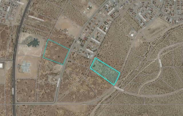 TBD Tbd, El Paso, TX 79928 (MLS #850926) :: Jackie Stevens Real Estate Group