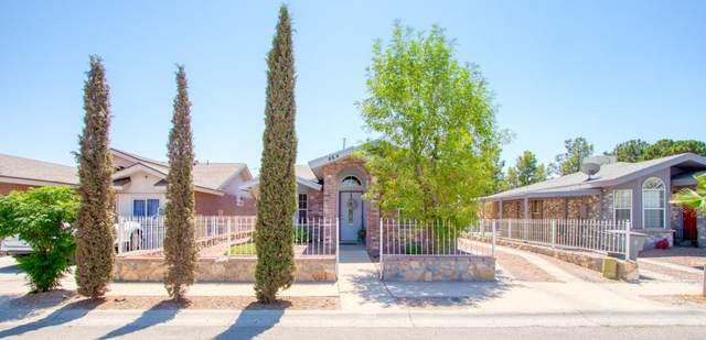 864 Mondel Pine Place, El Paso, TX 79907 (MLS #850932) :: The Purple House Real Estate Group