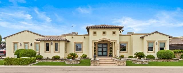 2009 Hacienda Sol Drive, Sunland Park, NM 88063 (MLS #850933) :: The Purple House Real Estate Group