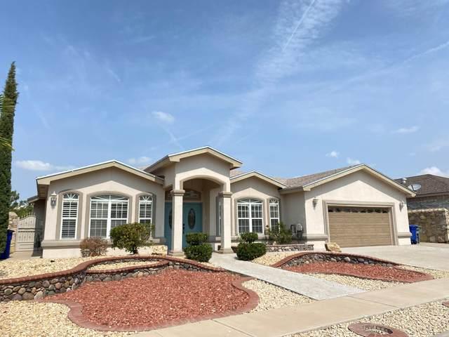 1371 Golden Trail Lane, El Paso, TX 79936 (MLS #850937) :: The Purple House Real Estate Group