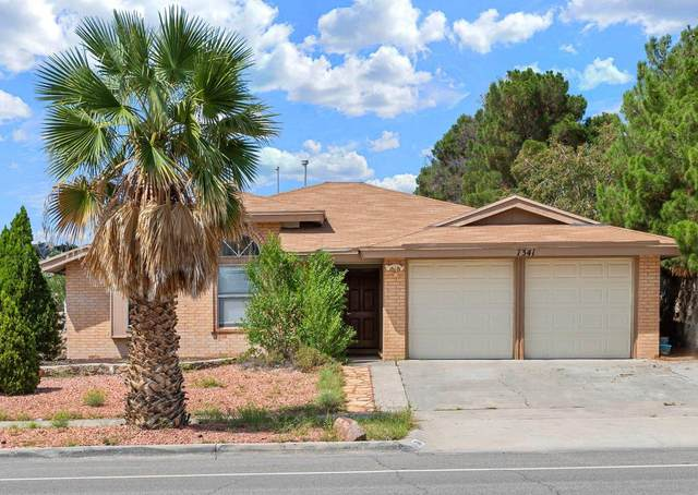 7341 Lakehurst Road, El Paso, TX 79912 (MLS #850979) :: Jackie Stevens Real Estate Group