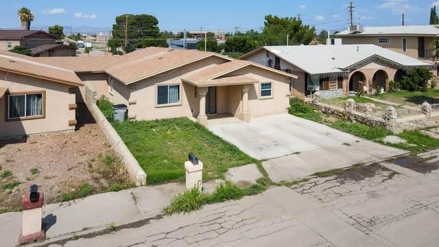 9858 Isaac Drive #2, El Paso, TX 79927 (MLS #850982) :: Red Yucca Group