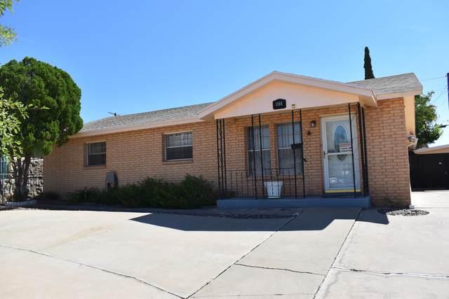 1106 Cimarron Street, El Paso, TX 79915 (MLS #850985) :: Jackie Stevens Real Estate Group