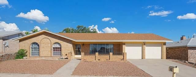 442 El Camino Drive, El Paso, TX 79912 (MLS #850993) :: Preferred Closing Specialists