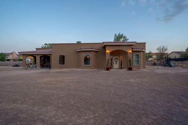 336 Arroyo Hondo Lane, El Paso, TX 79932 (MLS #851002) :: Summus Realty