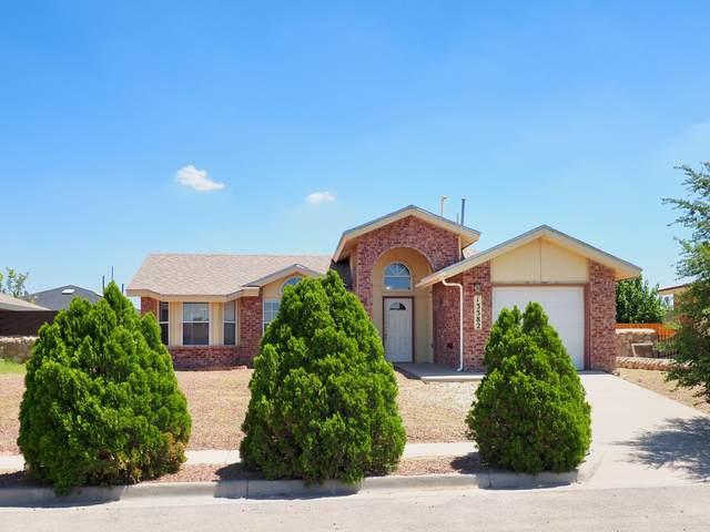 13382 Colina Baja Way, El Paso, TX 79928 (MLS #851010) :: Preferred Closing Specialists