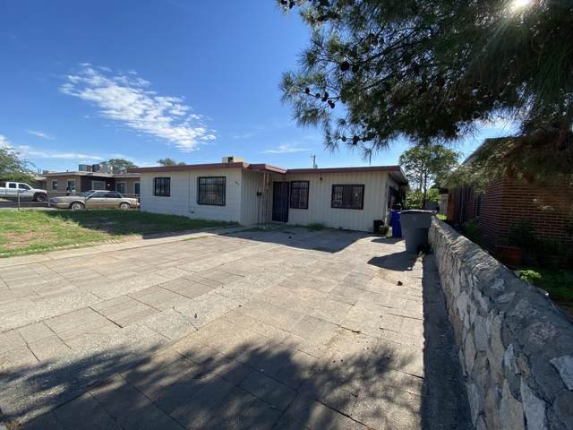1412 Sioux Drive, El Paso, TX 79925 (MLS #851016) :: Jackie Stevens Real Estate Group