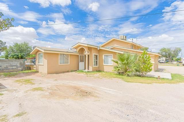 1277 Medea Drive, San Elizario, TX 79849 (MLS #851029) :: Red Yucca Group
