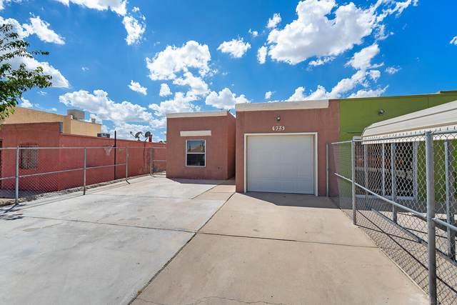 925 Montera Road, El Paso, TX 79907 (MLS #851068) :: Jackie Stevens Real Estate Group