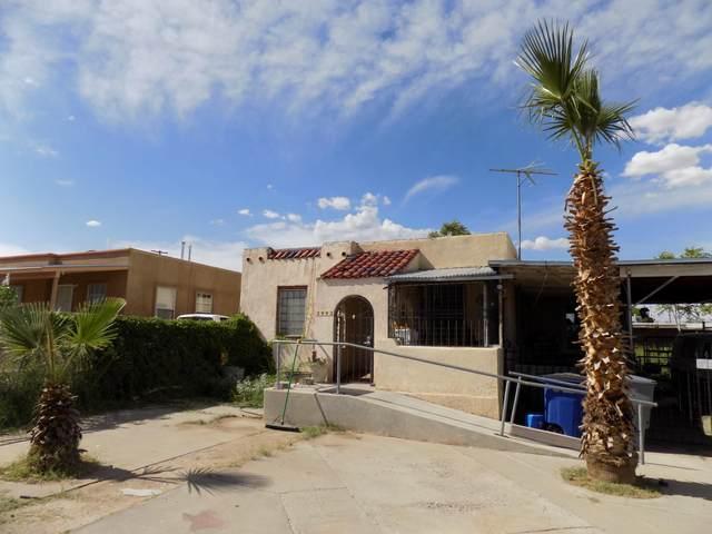 3903 Tyler Avenue, El Paso, TX 79930 (MLS #851098) :: Preferred Closing Specialists