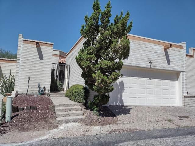 113 Casitas Del Este Lane, El Paso, TX 79935 (MLS #851108) :: Red Yucca Group