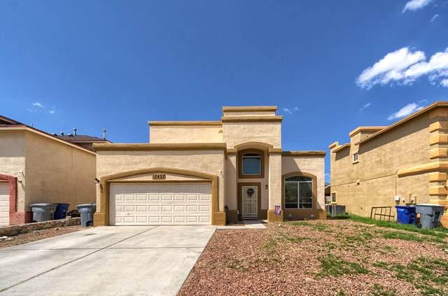 12437 Sombra Grande Drive, El Paso, TX 79938 (MLS #851130) :: Preferred Closing Specialists