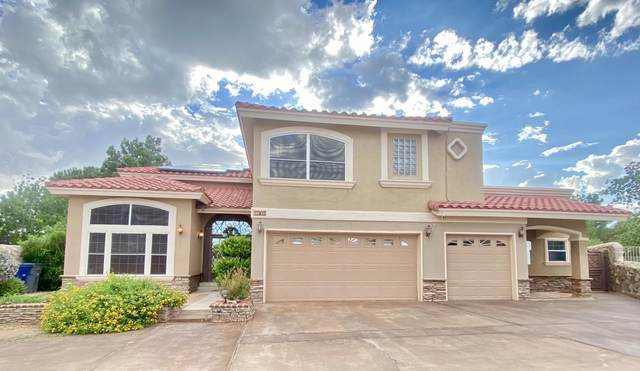 1367 Doc Holiday Place, El Paso, TX 79936 (MLS #851135) :: The Purple House Real Estate Group