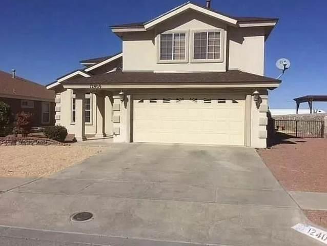 12409 Paseo Alegre Drive, El Paso, TX 79928 (MLS #851141) :: Jackie Stevens Real Estate Group