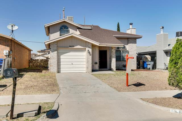 5823 Chippendale Avenue, El Paso, TX 79934 (MLS #851142) :: Jackie Stevens Real Estate Group