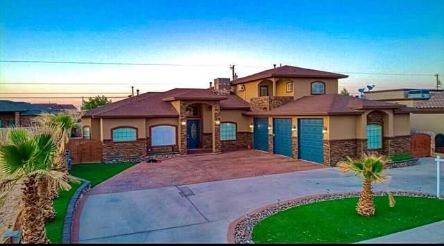 11421 Patricia Avenue, El Paso, TX 79936 (MLS #851151) :: Red Yucca Group