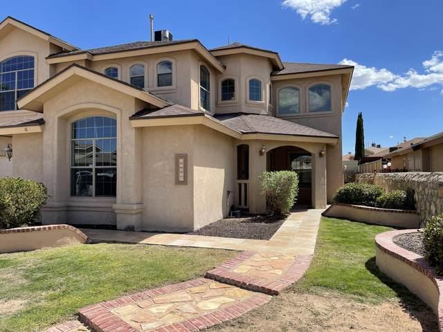 12420 Paseo Alegre Avenue, El Paso, TX 79928 (MLS #851161) :: Summus Realty