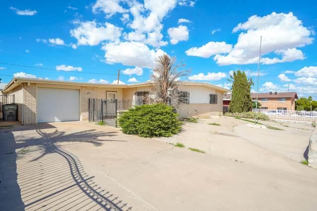 3817 Edgar Park Avenue, El Paso, TX 79904 (MLS #851167) :: Jackie Stevens Real Estate Group