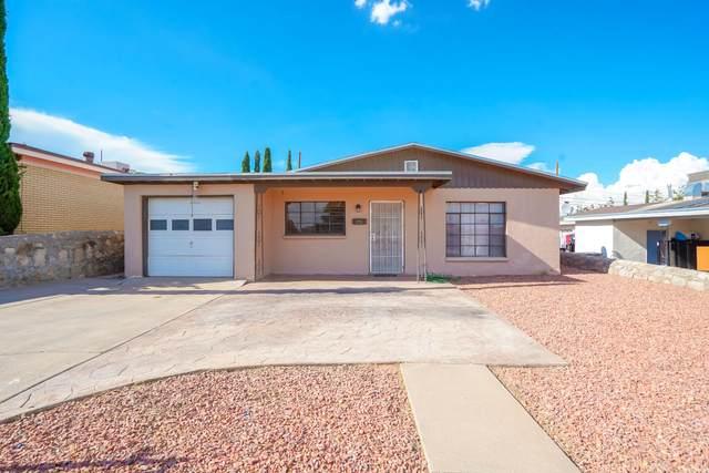 3703 Harrison Avenue, El Paso, TX 79930 (MLS #851182) :: Mario Ayala Real Estate Group