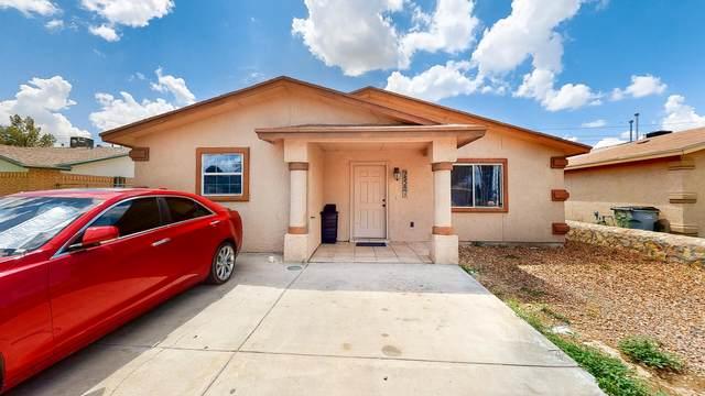 9858 Isaac Drive #1, El Paso, TX 79927 (MLS #851193) :: Red Yucca Group