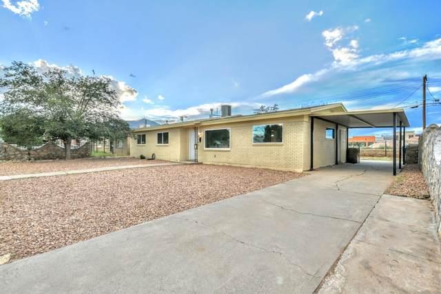 5037 Joe Herrera Drive, El Paso, TX 79924 (MLS #851197) :: The Purple House Real Estate Group