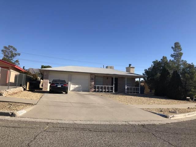 616 Arredondo Drive, El Paso, TX 79912 (MLS #851209) :: The Purple House Real Estate Group