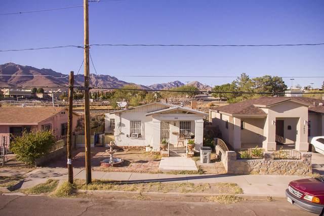 3653 Bishop Way, El Paso, TX 79903 (MLS #851211) :: The Purple House Real Estate Group