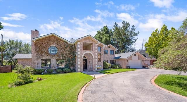 620 Mount Cristo Rey Lane, El Paso, TX 79922 (MLS #851230) :: Jackie Stevens Real Estate Group