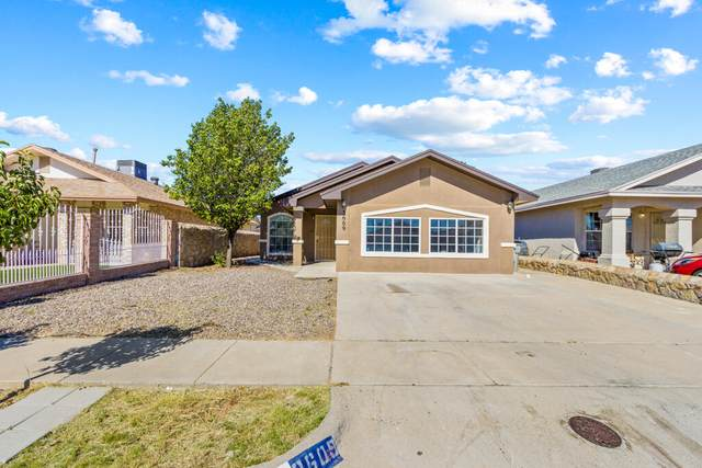 3609 Palm Grove Circle, El Paso, TX 79936 (MLS #851274) :: Jackie Stevens Real Estate Group