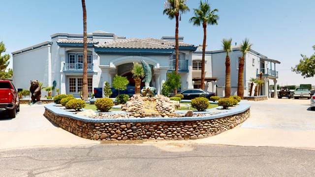 11 Via Placita, El Paso, TX 79927 (MLS #851281) :: The Purple House Real Estate Group