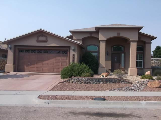 7365 Gulf Creek, El Paso, TX 79911 (MLS #851282) :: Summus Realty