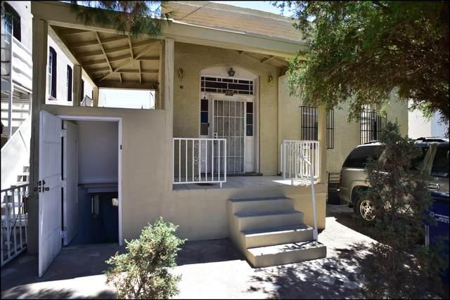1024 Myrtle Avenue, El Paso, TX 79901 (MLS #851295) :: Jackie Stevens Real Estate Group