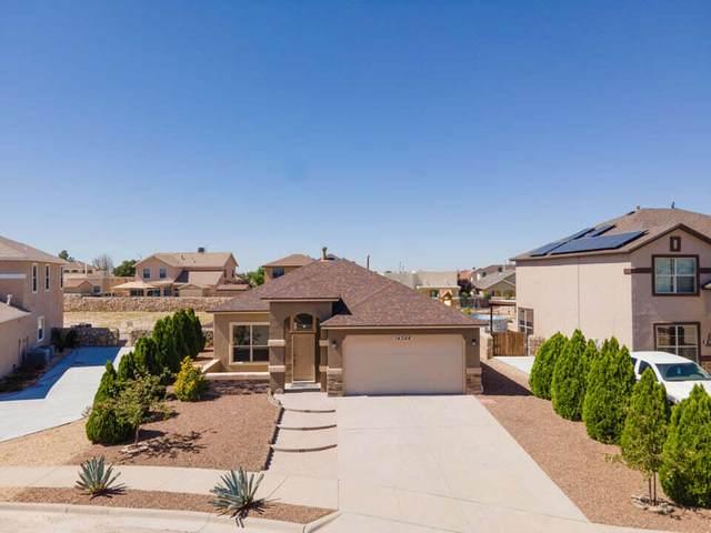 14348 Desert Sunset Drive, Horizon City, TX 79928 (MLS #851296) :: Jackie Stevens Real Estate Group