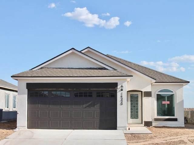 436 Fray Olguin Court, Socorro, TX 79927 (MLS #851307) :: Mario Ayala Real Estate Group