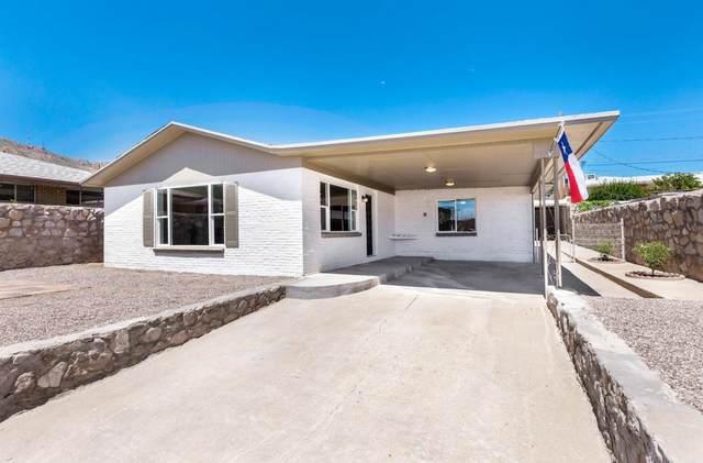 2613 Fort Boulevard, El Paso, TX 79930 (MLS #851313) :: Jackie Stevens Real Estate Group