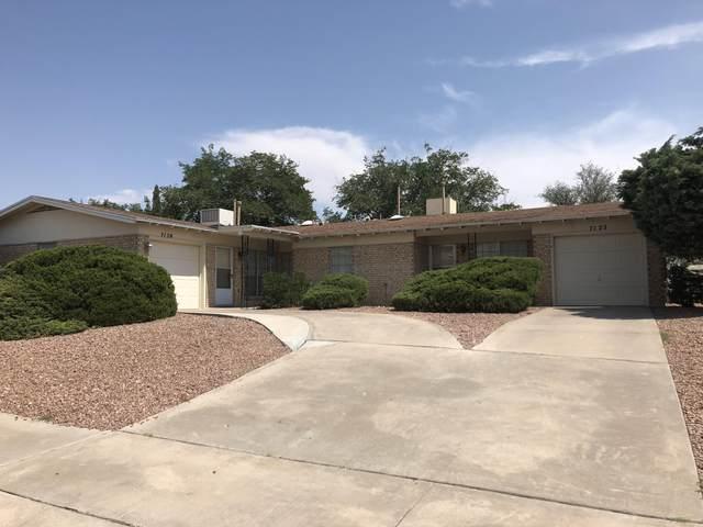 7120 Portugal Drive 7120-7122, El Paso, TX 79912 (MLS #851315) :: Jackie Stevens Real Estate Group