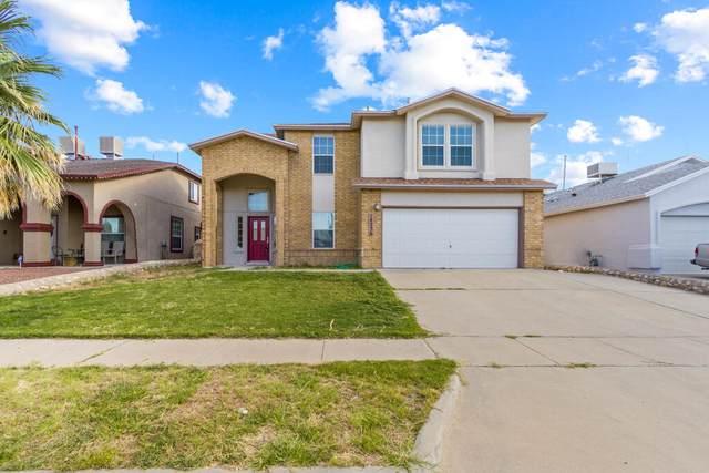 14236 Desert Sage Drive, Horizon City, TX 79928 (MLS #851322) :: Preferred Closing Specialists