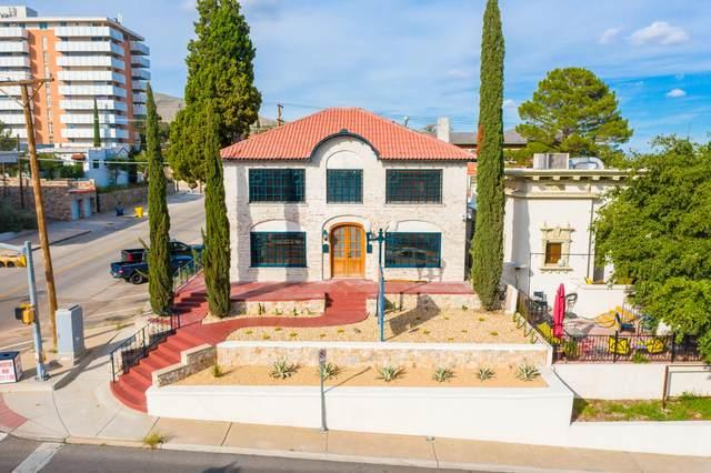 1714 N Mesa Street, El Paso, TX 79902 (MLS #851366) :: Jackie Stevens Real Estate Group