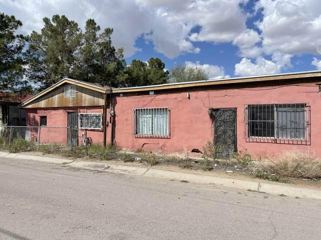 725 Se Johnson Street, Fabens, TX 79838 (MLS #851406) :: Jackie Stevens Real Estate Group