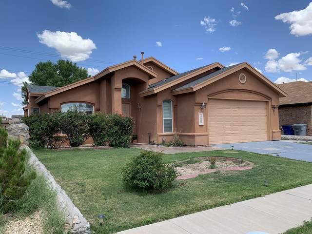 5037 Silver Sands, El Paso, TX 79924 (MLS #851414) :: Jackie Stevens Real Estate Group