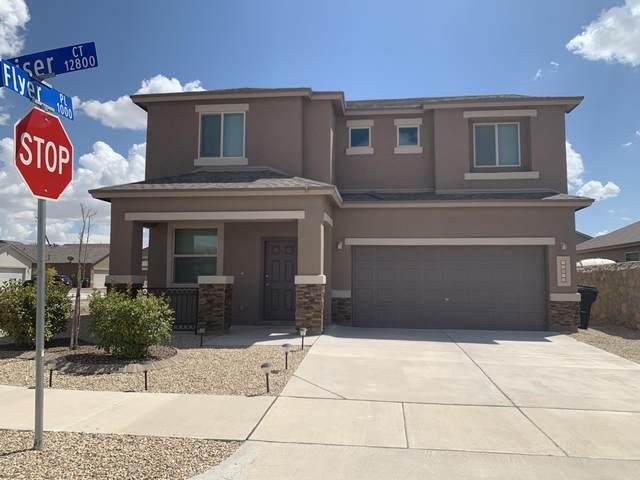 12872 Cruiser Court, El Paso, TX 79928 (MLS #851421) :: Summus Realty