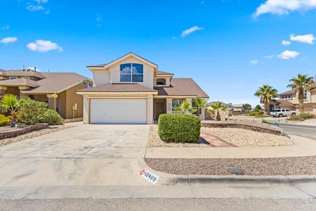 12469 Paseo De Arco Court, El Paso, TX 79928 (MLS #851431) :: Jackie Stevens Real Estate Group