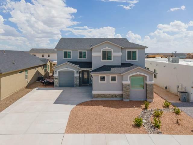 14512 Adrian Chavez Drive, El Paso, TX 79938 (MLS #851438) :: Jackie Stevens Real Estate Group