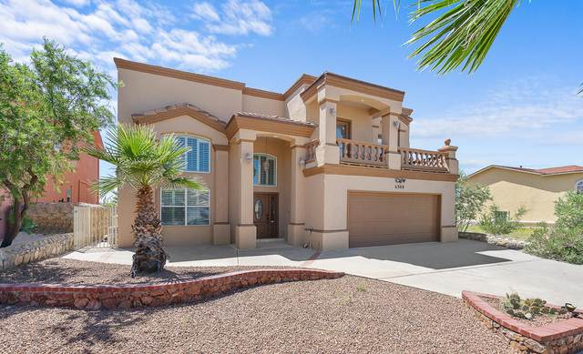 6308 Franklin Ridge Drive, El Paso, TX 79912 (MLS #851444) :: Jackie Stevens Real Estate Group