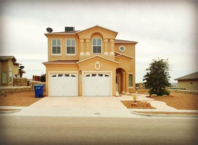 7428 Brays Landing Drive, El Paso, TX 79911 (MLS #851449) :: Jackie Stevens Real Estate Group