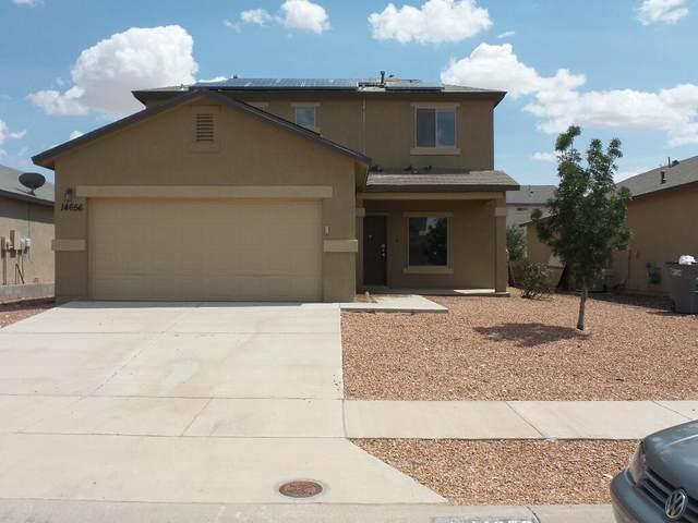 14656 Friesian Trail Drive, El Paso, TX 79938 (MLS #851450) :: Summus Realty