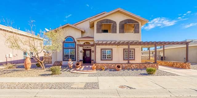 2988 Tierra Limon Drive, El Paso, TX 79938 (MLS #851466) :: Preferred Closing Specialists