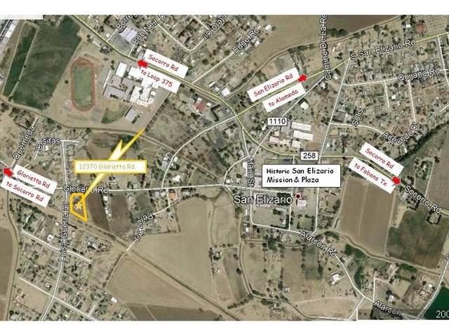 12370 Glorietta Road, San Elizario, TX 79849 (MLS #851470) :: Jackie Stevens Real Estate Group